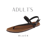 Adult's Earth Runners Black