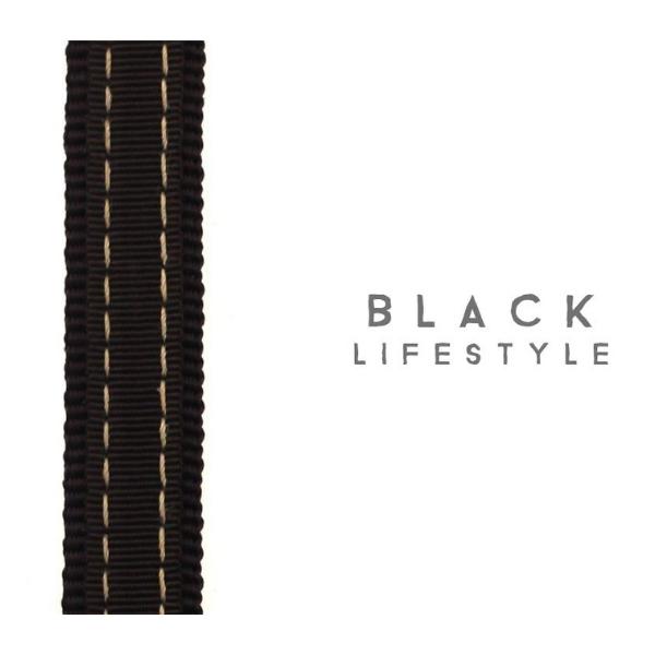 Black Lifestyle Laces