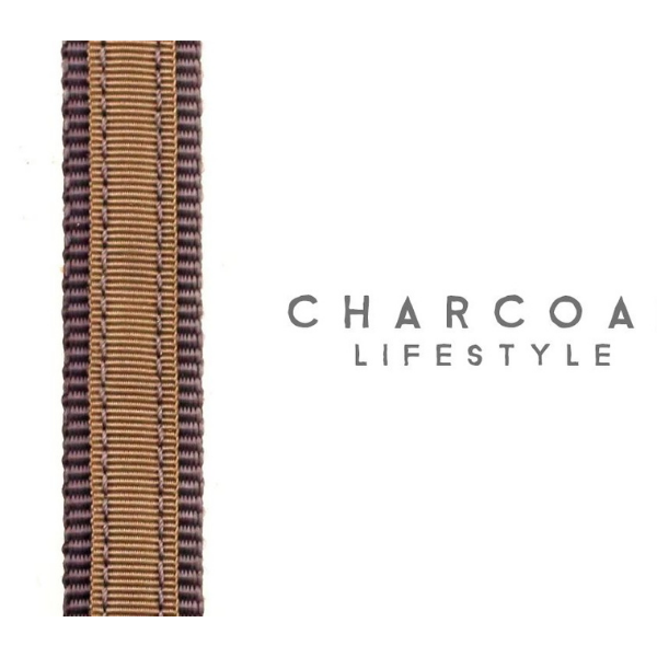 Charcoal Lifestyle Laces
