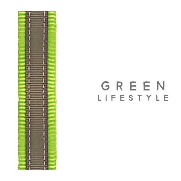 Green Lifestyle Laces