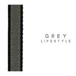 Grey Lifestyle Laces