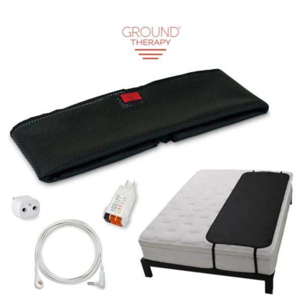 Ground Therapy Sleep Mat Kit Single