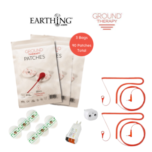 earthing patches