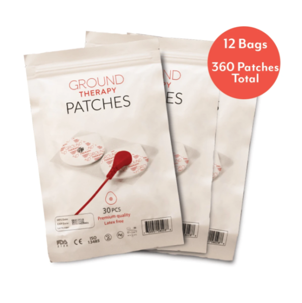 Patches 12 Bags